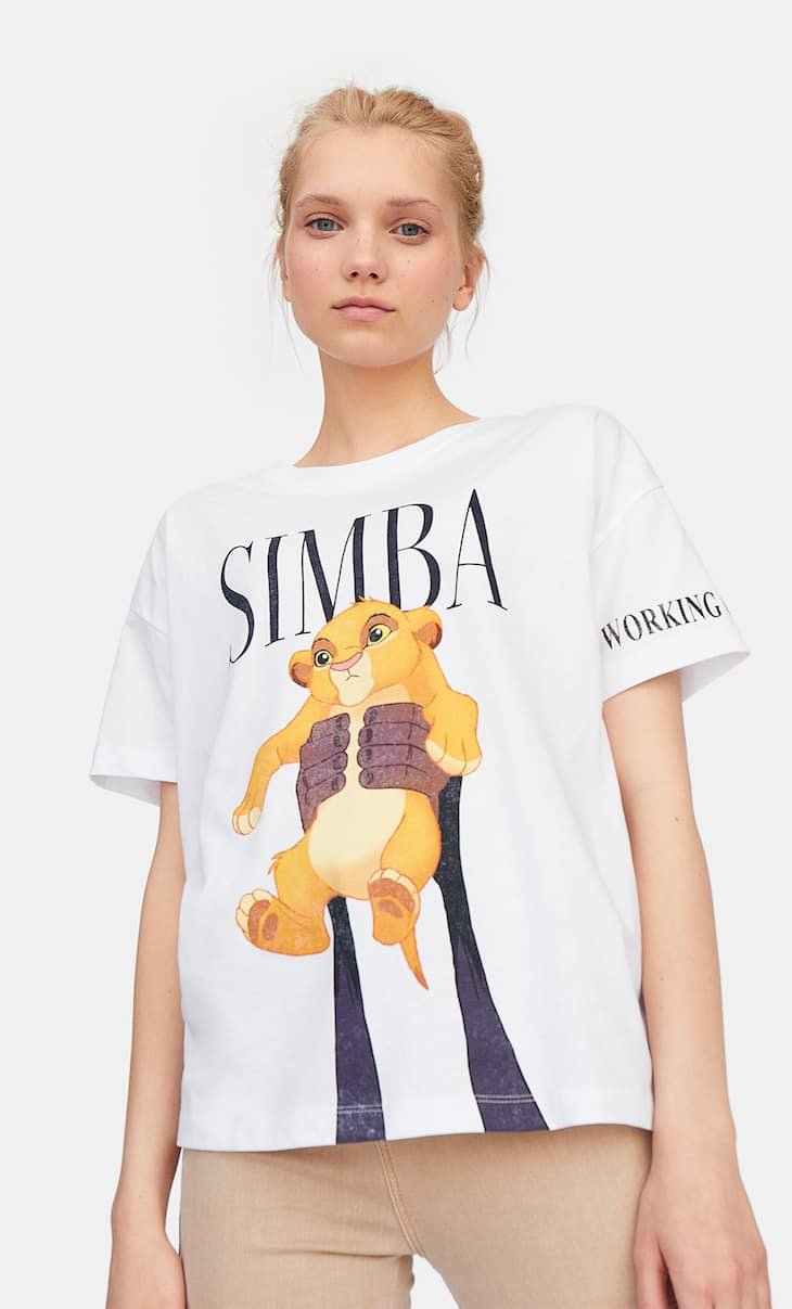 Disney T-shirt Lion King