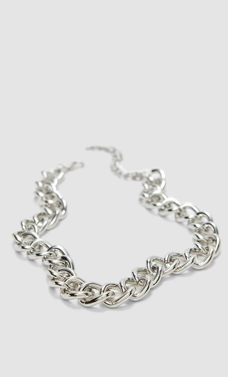 Gekordelte Halskette