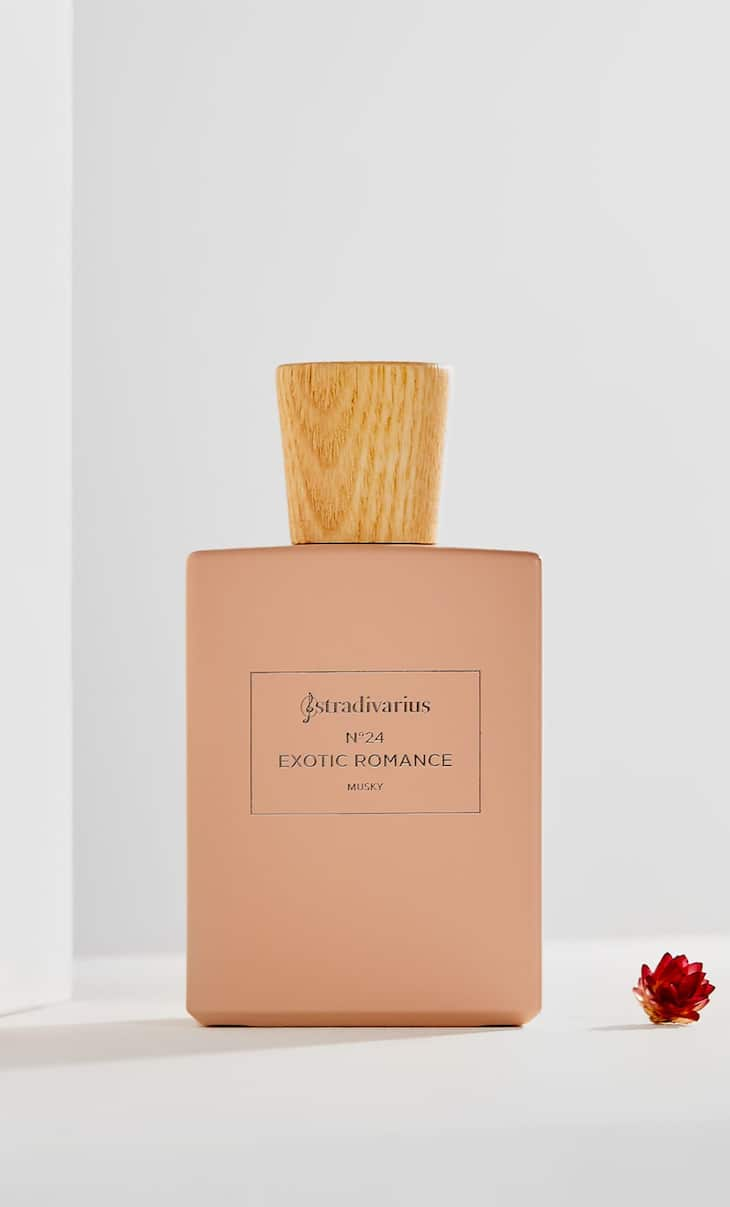 Eau de toilette Nº 24 Exotic romance 100 ml.