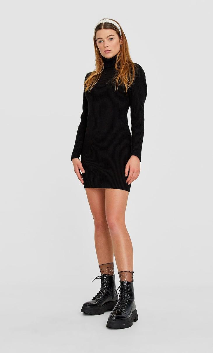 Tricotine dress