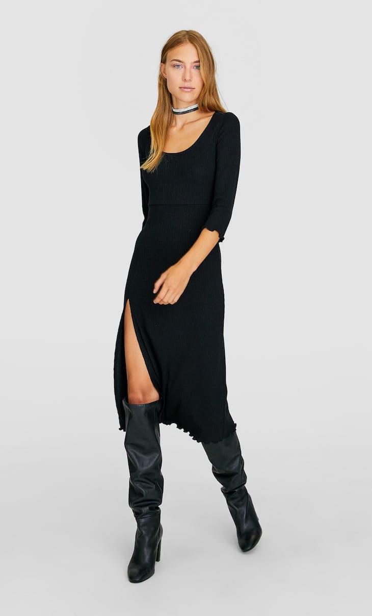 timeless design ba1e0 83d96 Vestiti da donna – Moda autunno 2019 | Stradivarius