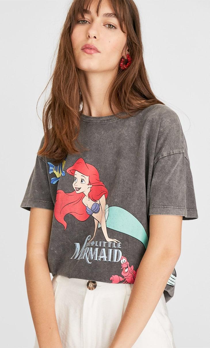 Camiseta Disney Sirenita