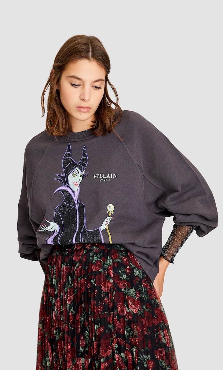 Maleficent sweatshirt