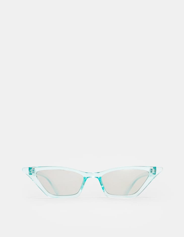 Gafas cat eye color