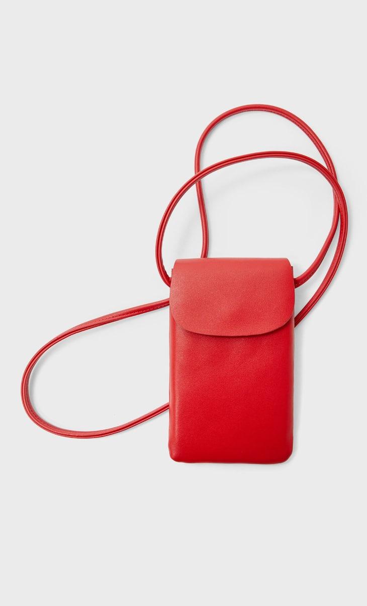 Smartphone crossbody bag