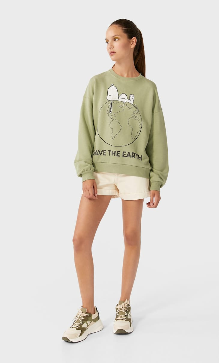 Sweatshirt Snoopy