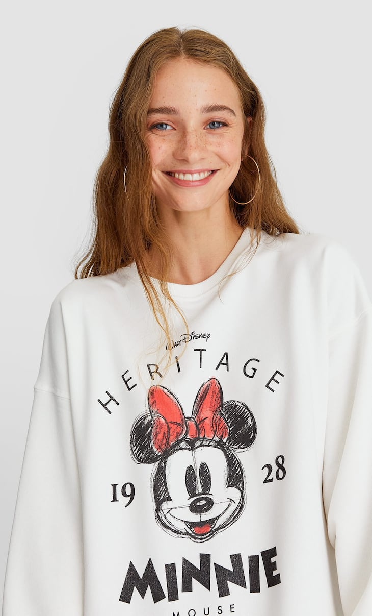 Sweatshirt da Minnie