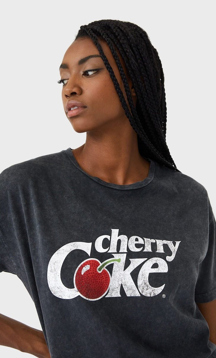 Cherry Coke T-shirt