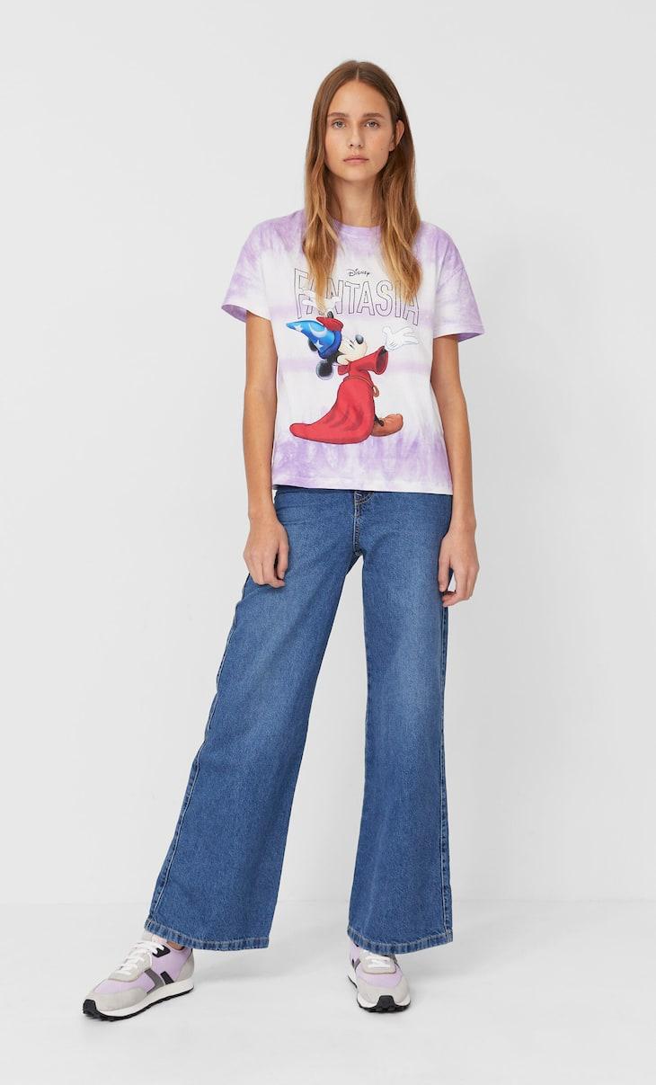 Fantasia tie-dye T-shirt