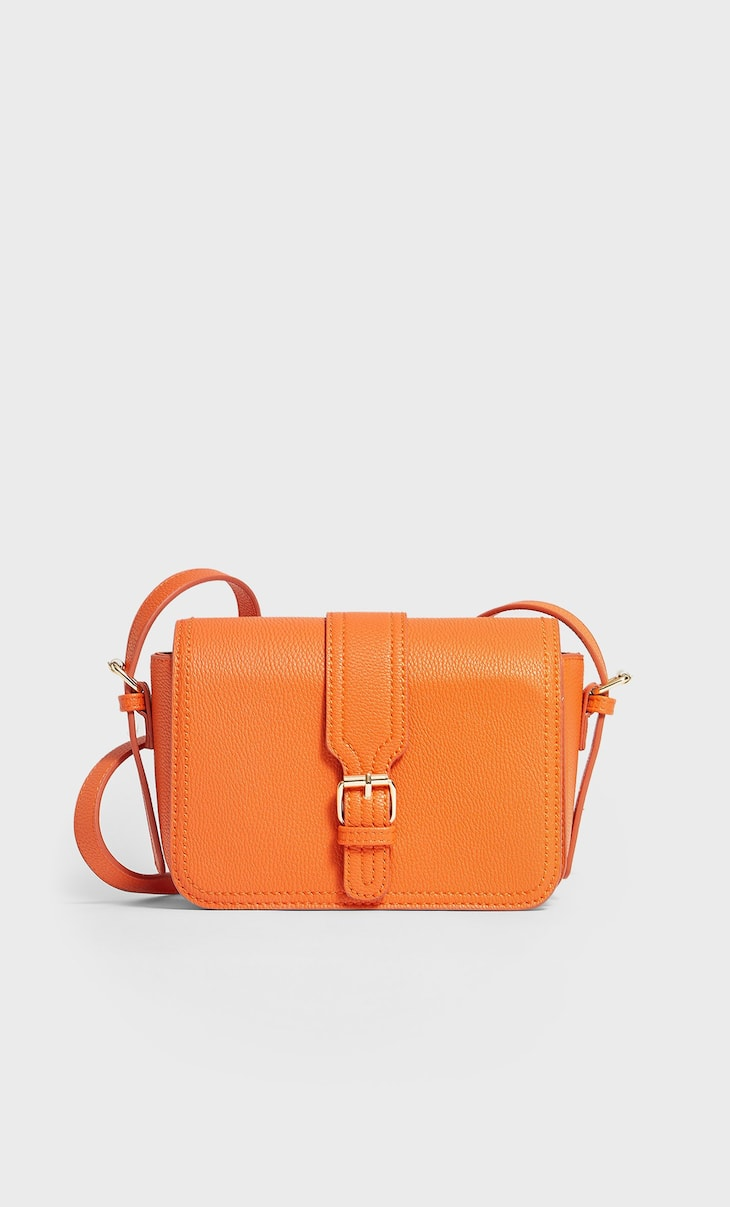Square crossbody bag