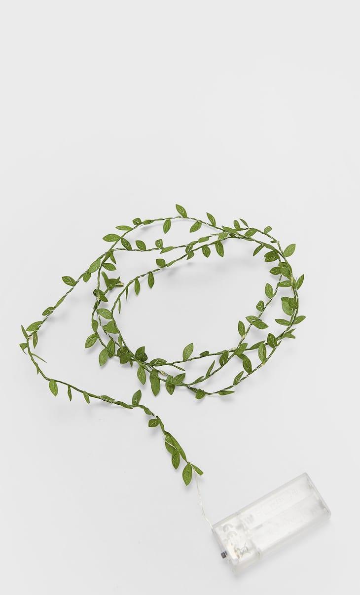 Guinarlda hojas