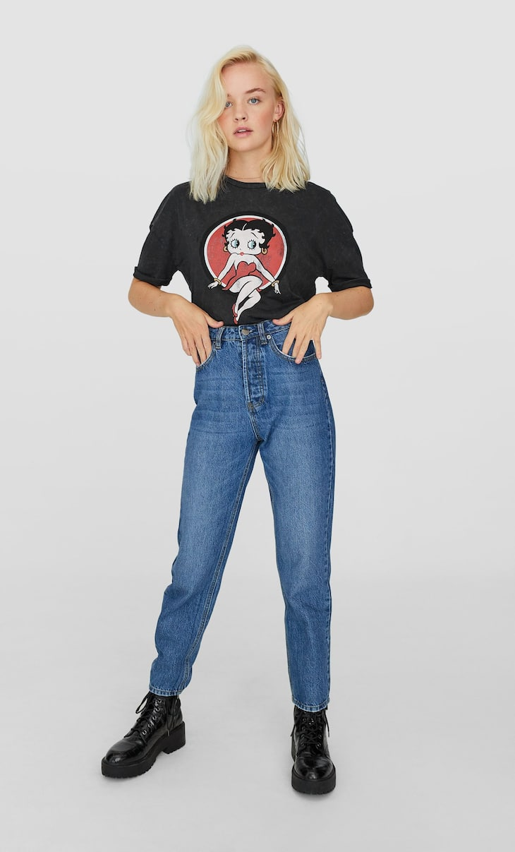Camiseta Betty Boop