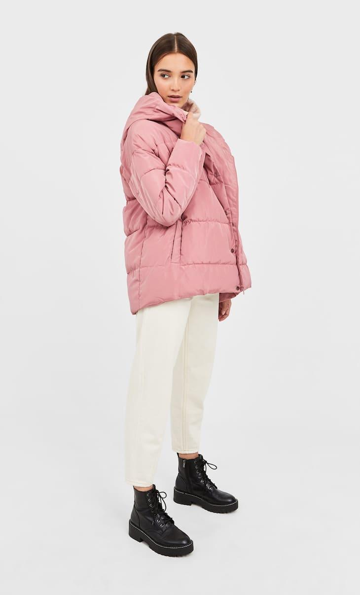 Куртка в стиле oversize