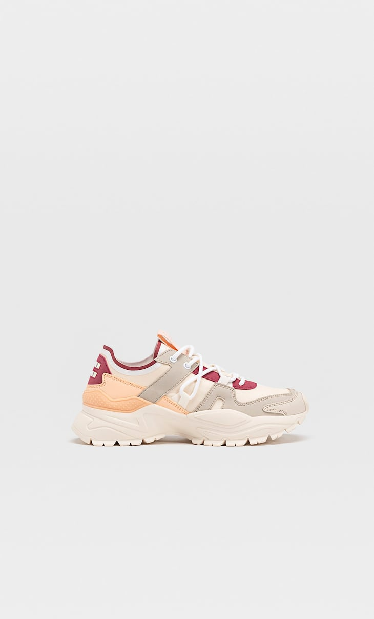 Contrast maxisole trainers