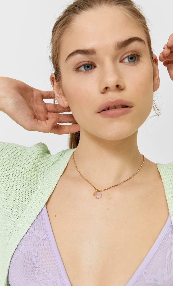 Set of 5 soft necklaces