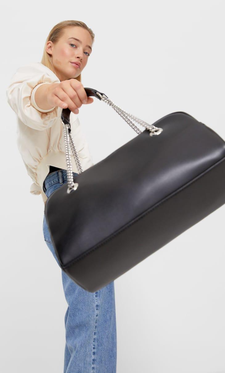 Боулинг чанта с дълга дръжка