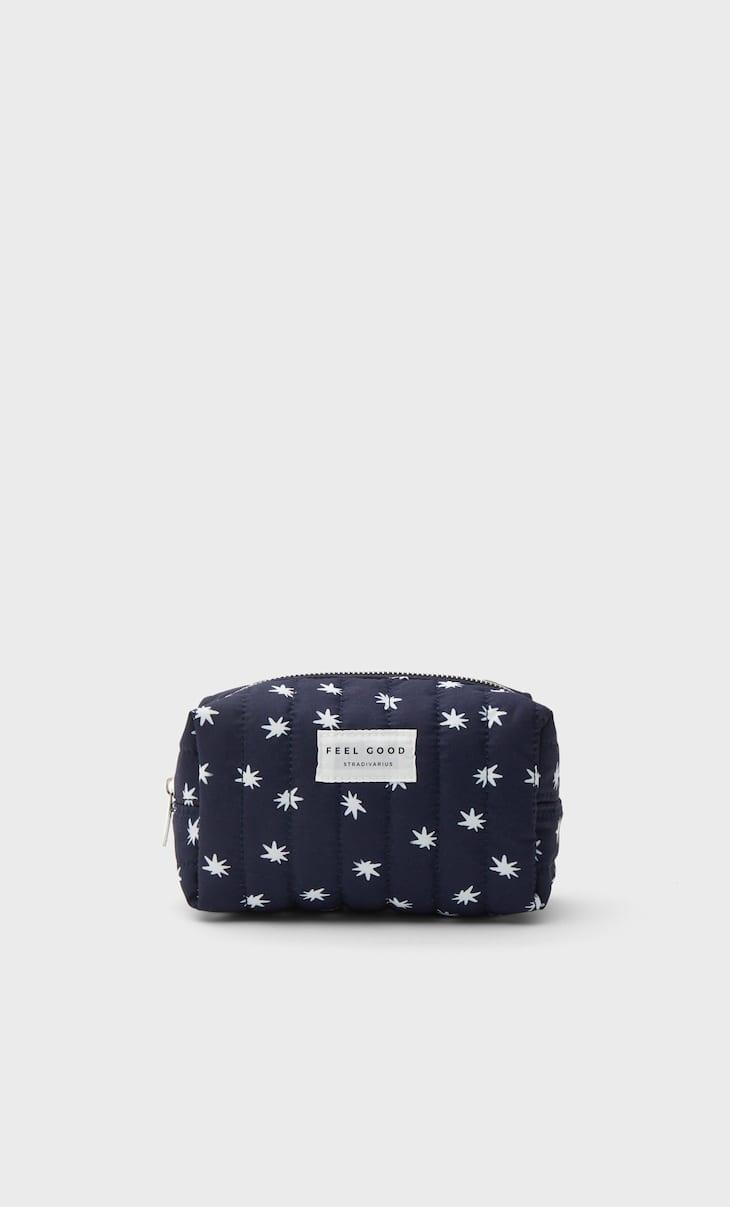 Kozmetička torbica s uzorkom