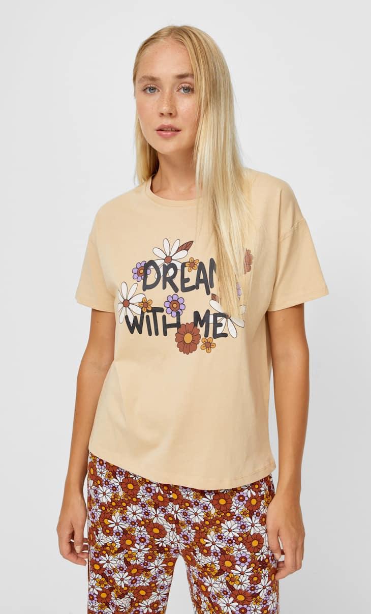 Dreamers pyjama top