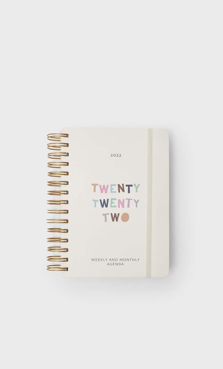 Premium 2022 diary