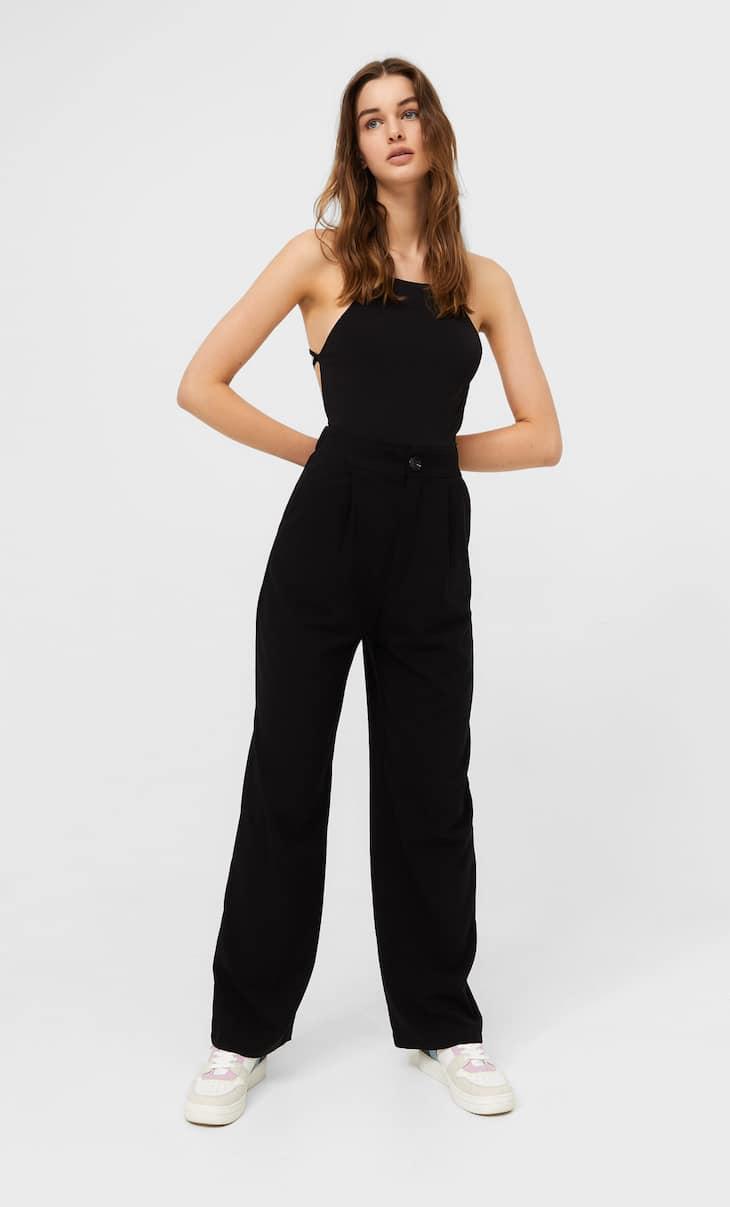 Ravne hlače