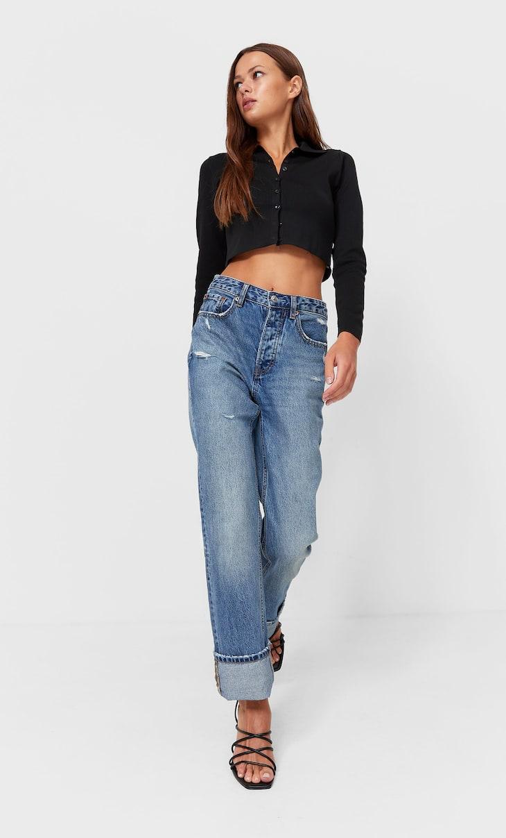 Jeans boyfriend vintage