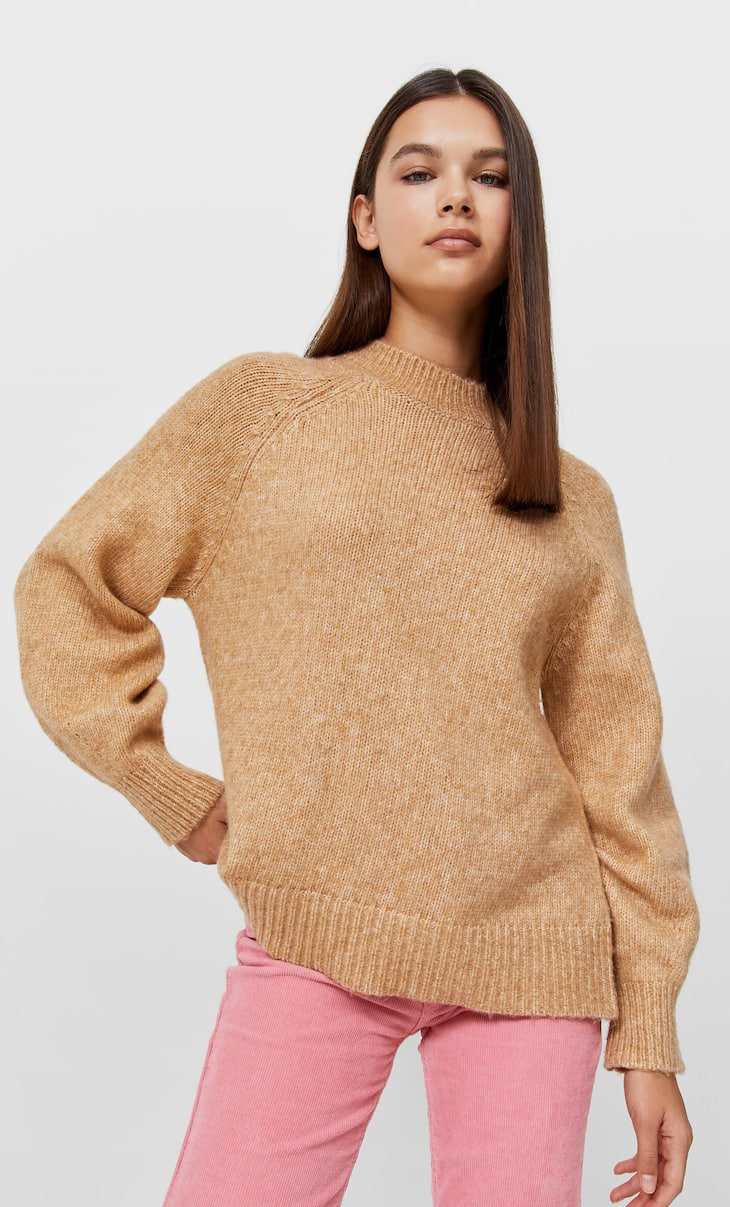 Felted sweater