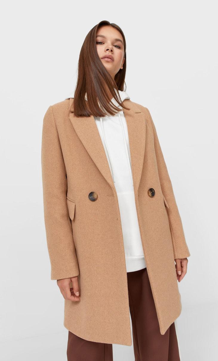 معطف أساسي