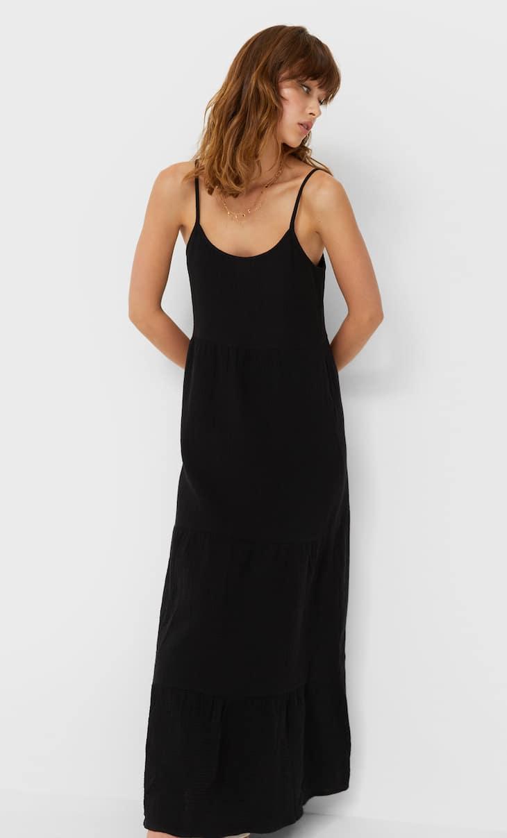Rustic midi dress