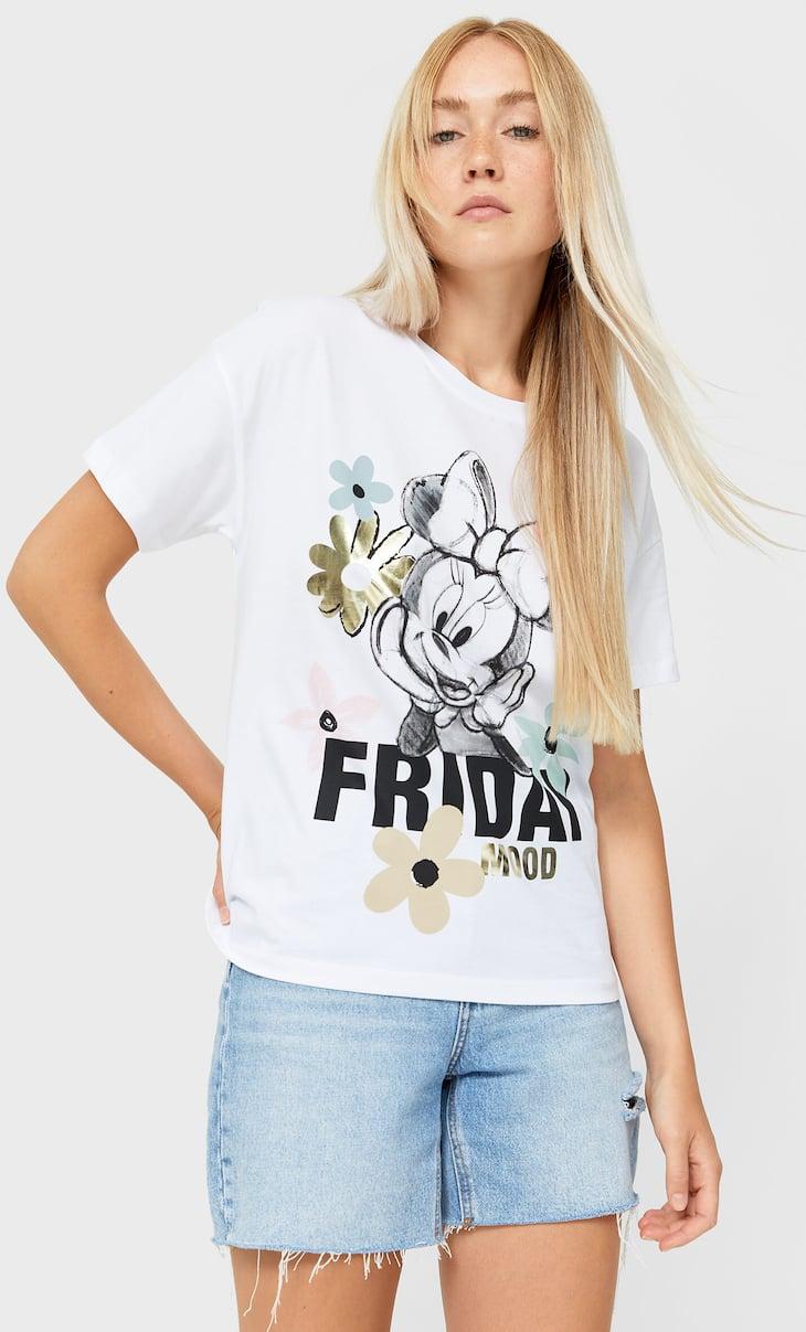 T-shirt Disney foil