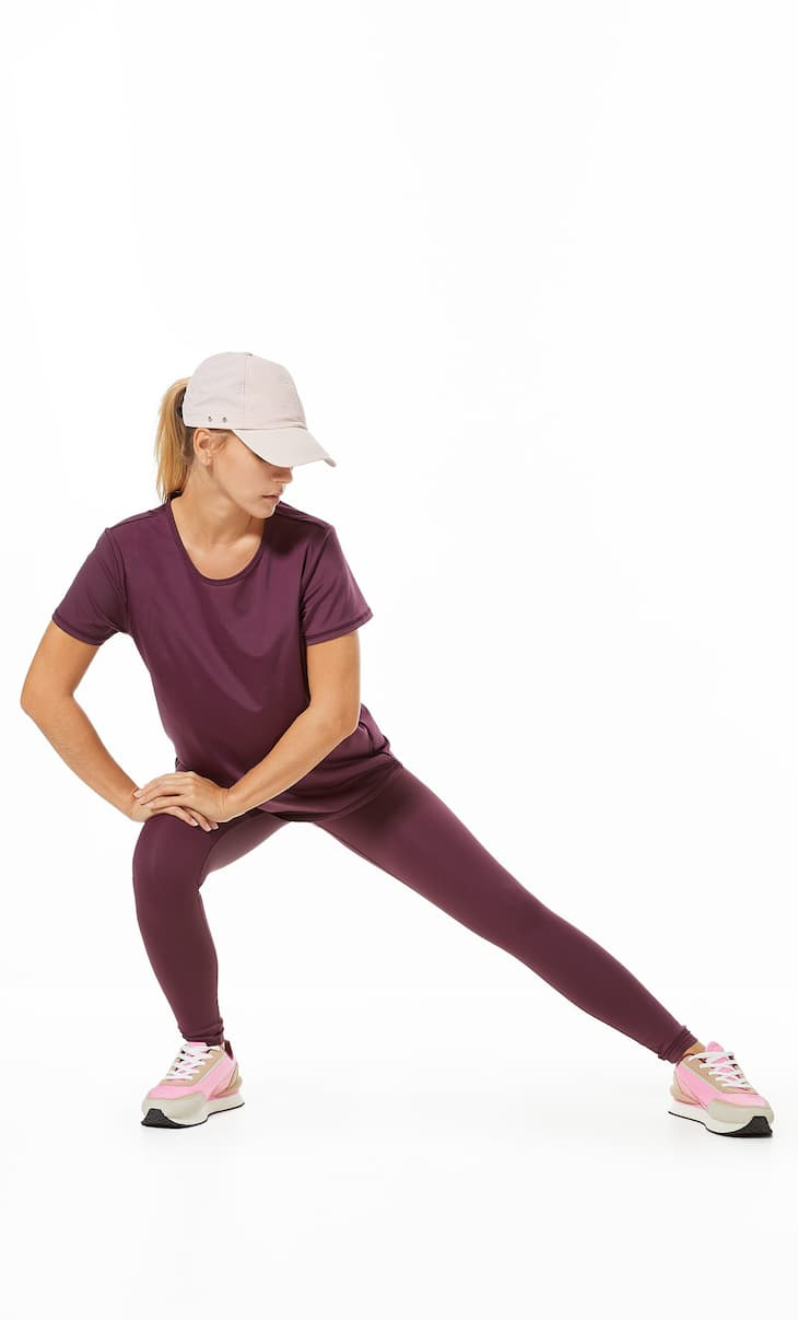 SOFT-TOUCH SPORTS LEGGINGS