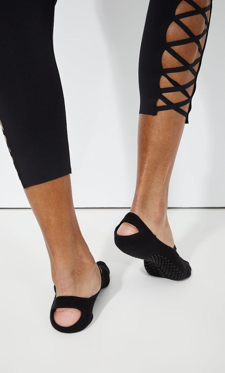 2-pack of yoga socks