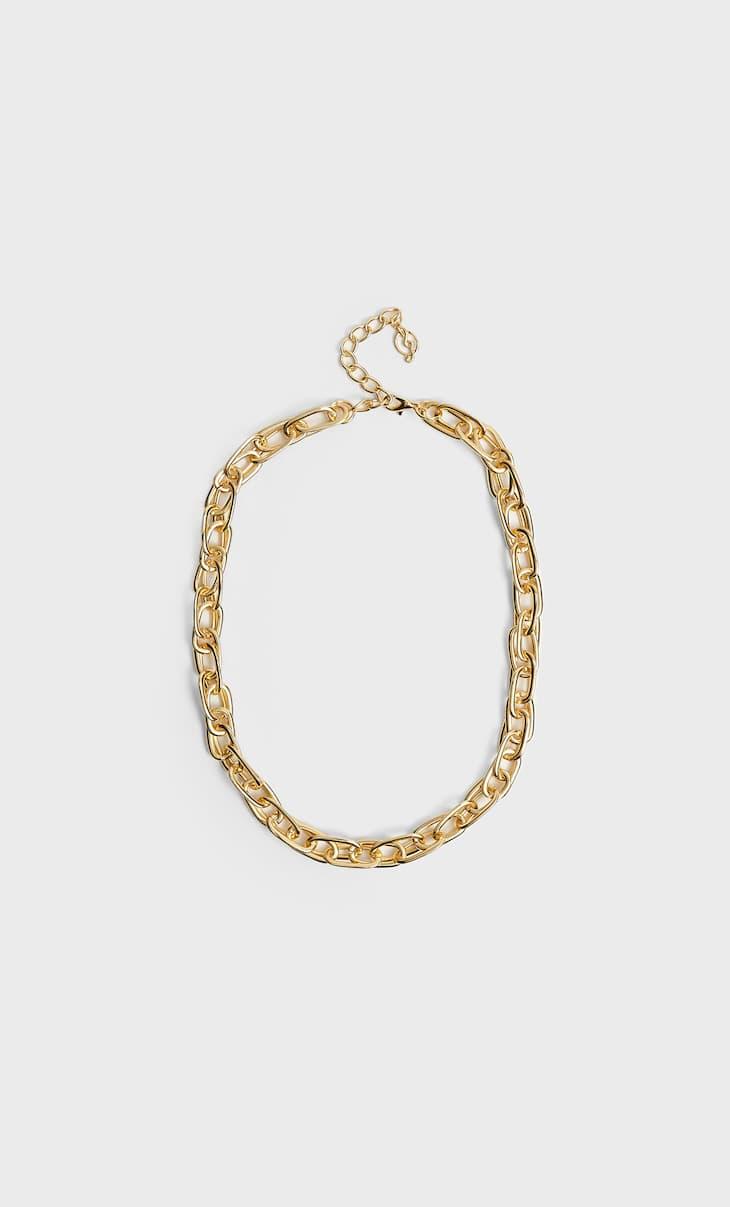 Halskette mit Gliedern