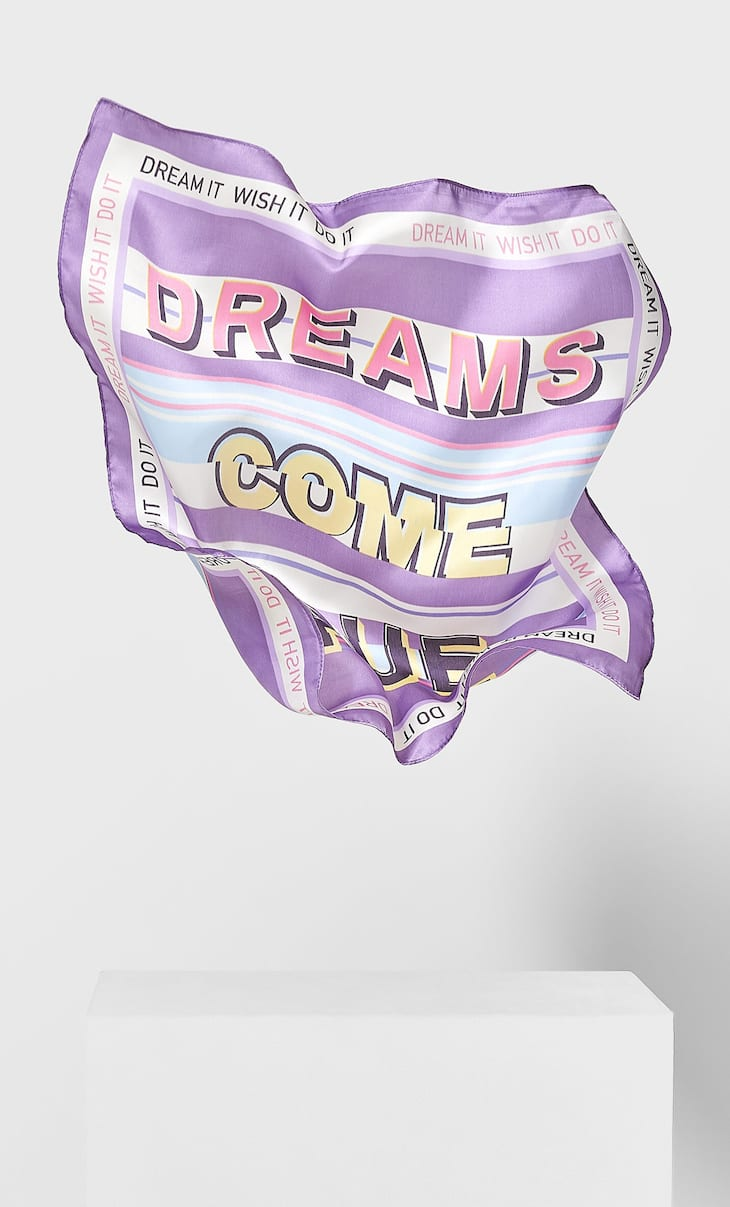 'Dreams' bandana