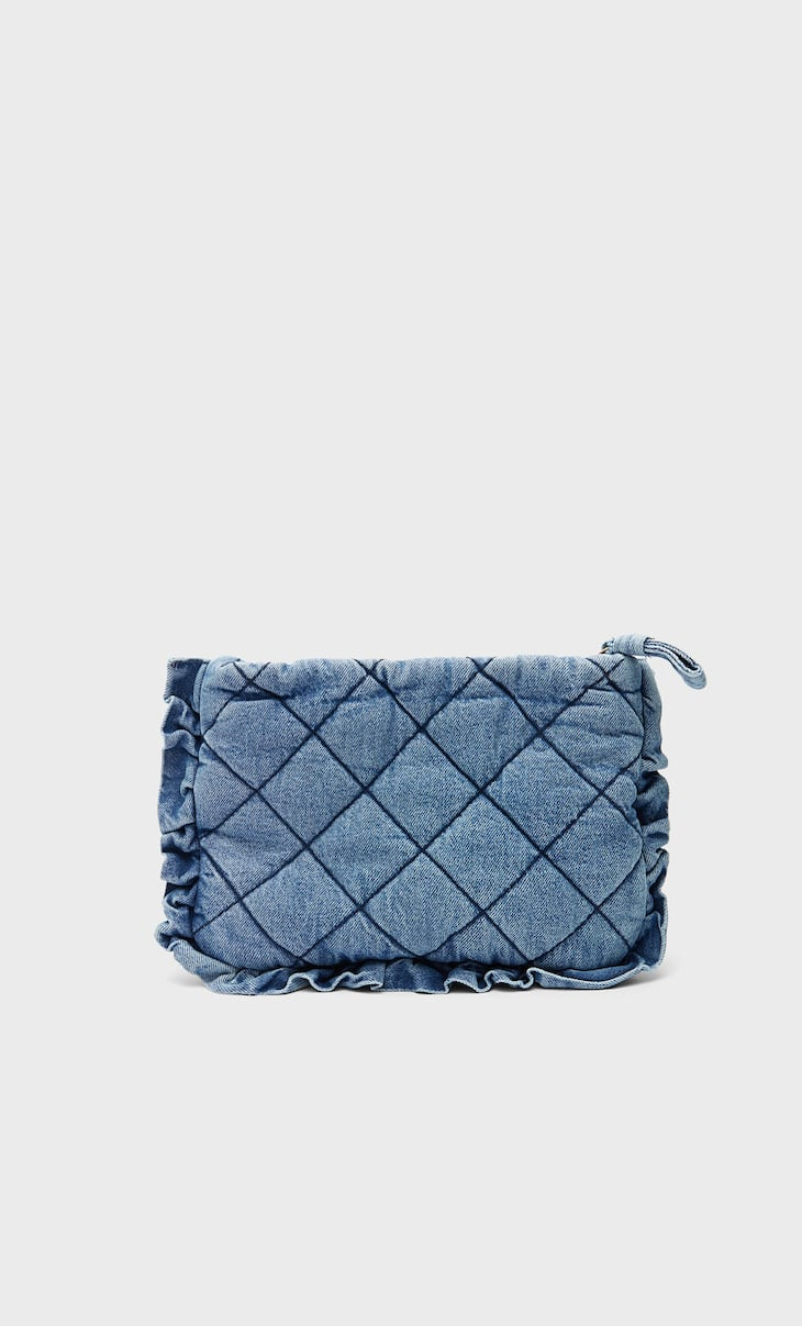Pochette denim