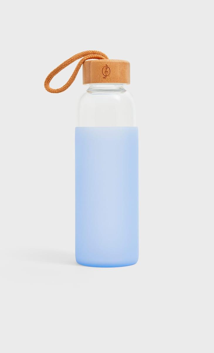 Бутылка из силикона