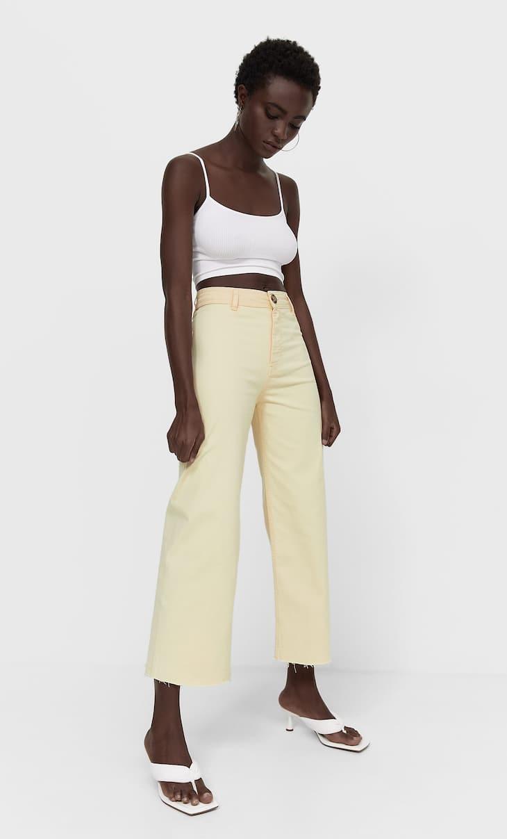 Pantalons culotte sarja seamless