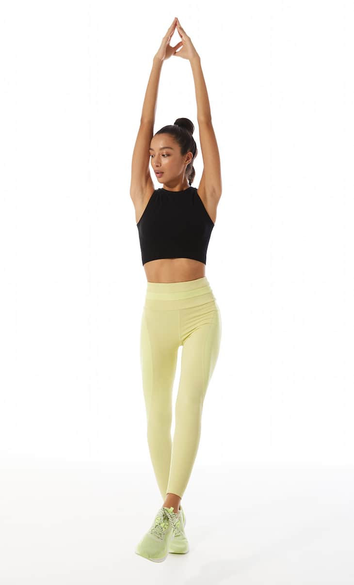 Sculpt sports leggings