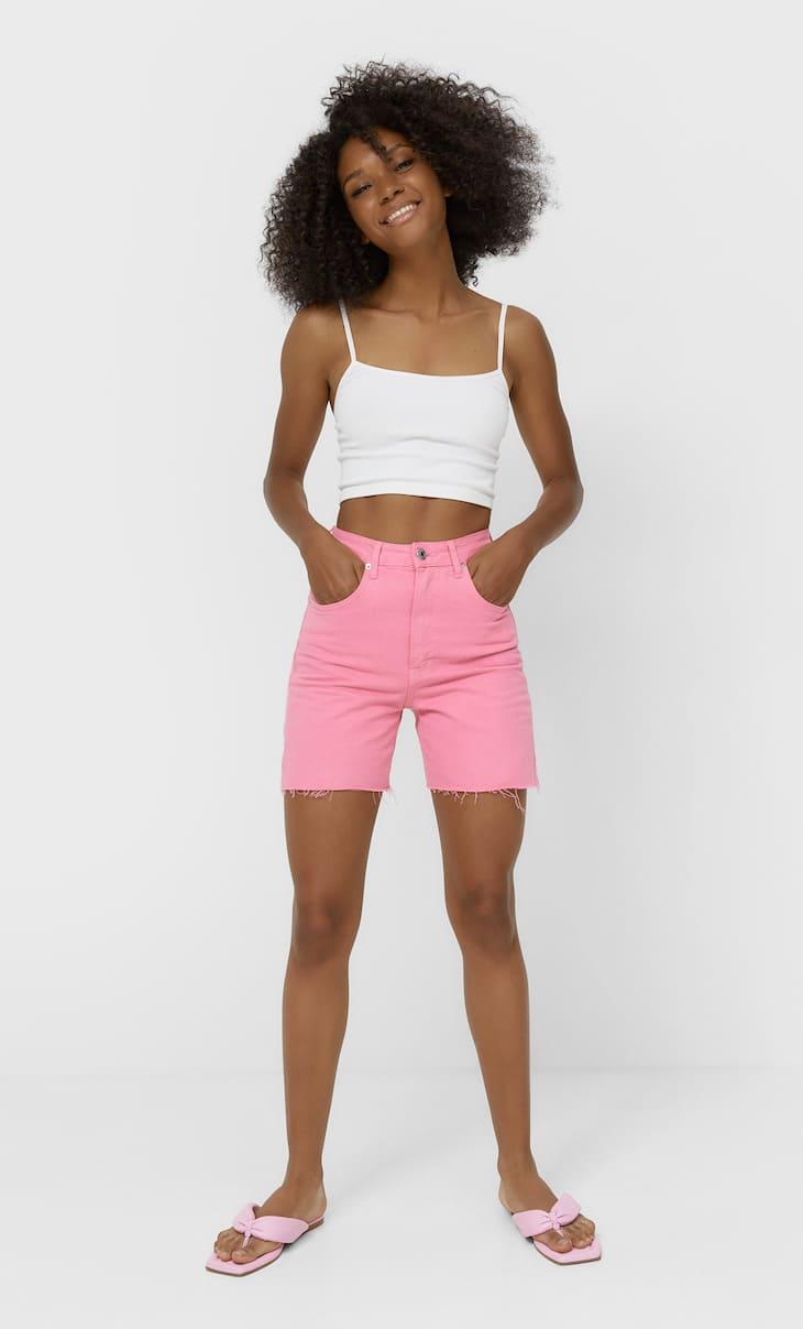 Kratke hlače dužeg kroja