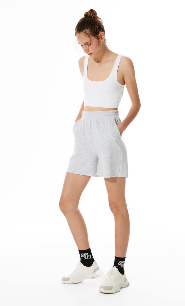Шорты STR-EET из мягкой ткани