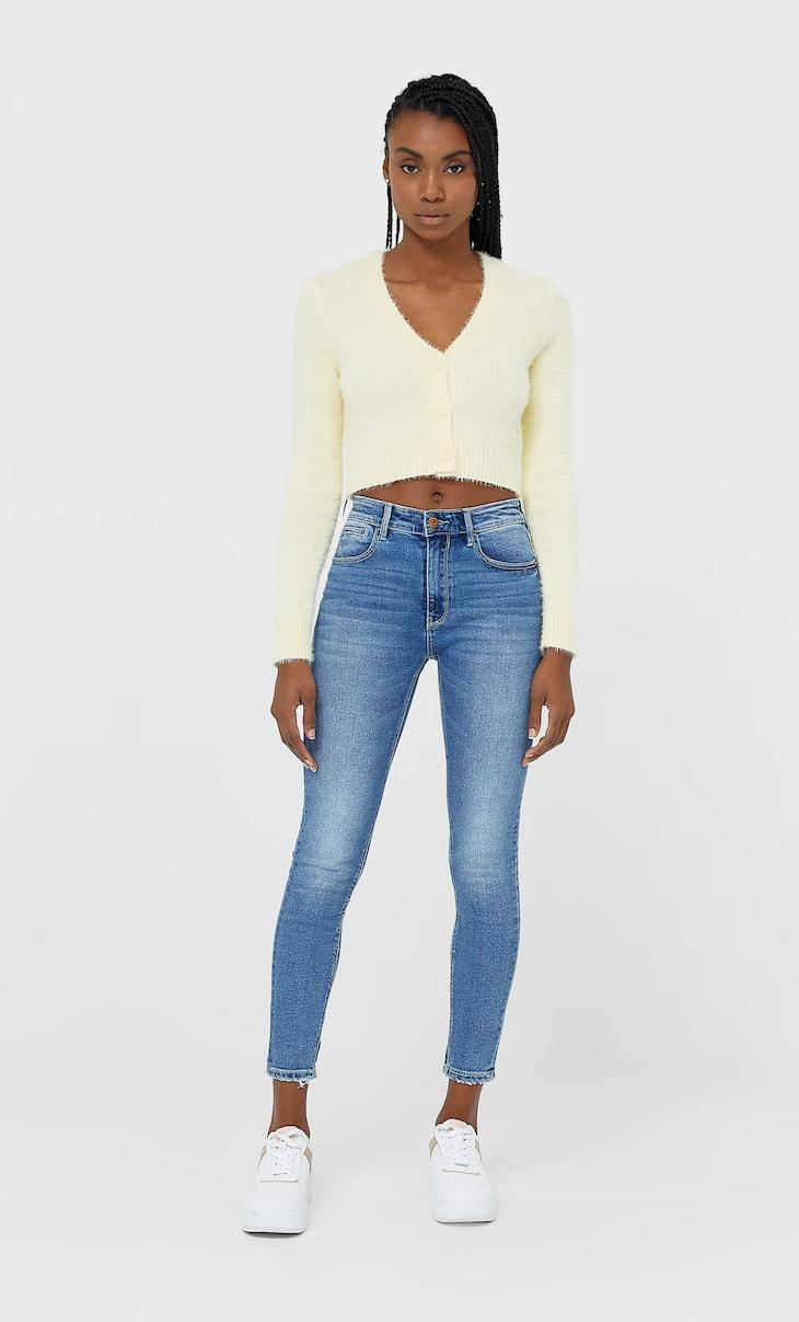 Jeans De Mujer Moda Primavera 2021 Stradivarius Espana