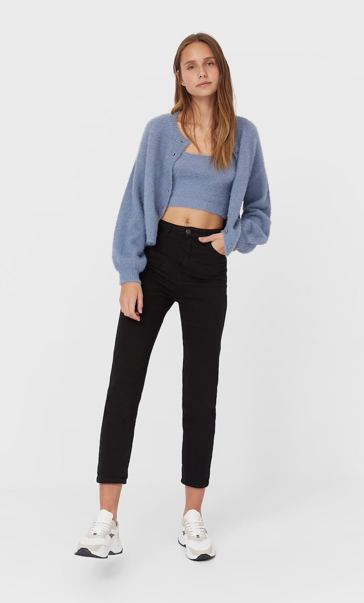 Mom jeans slim fit