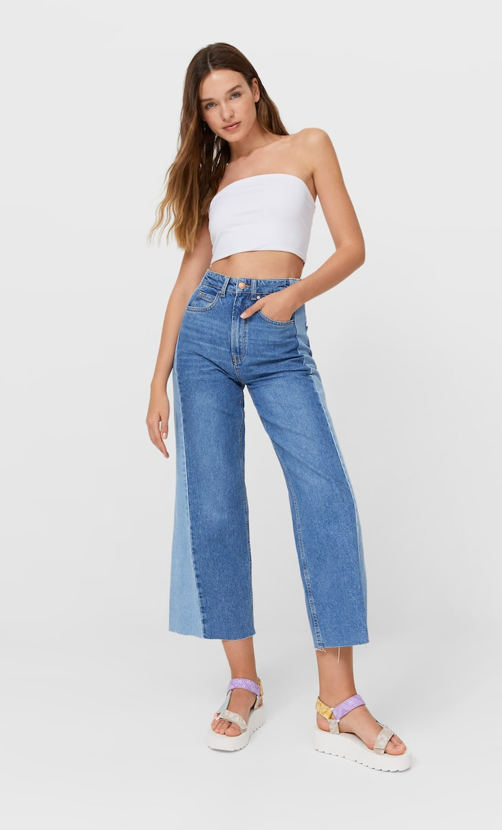 Jeans reworked