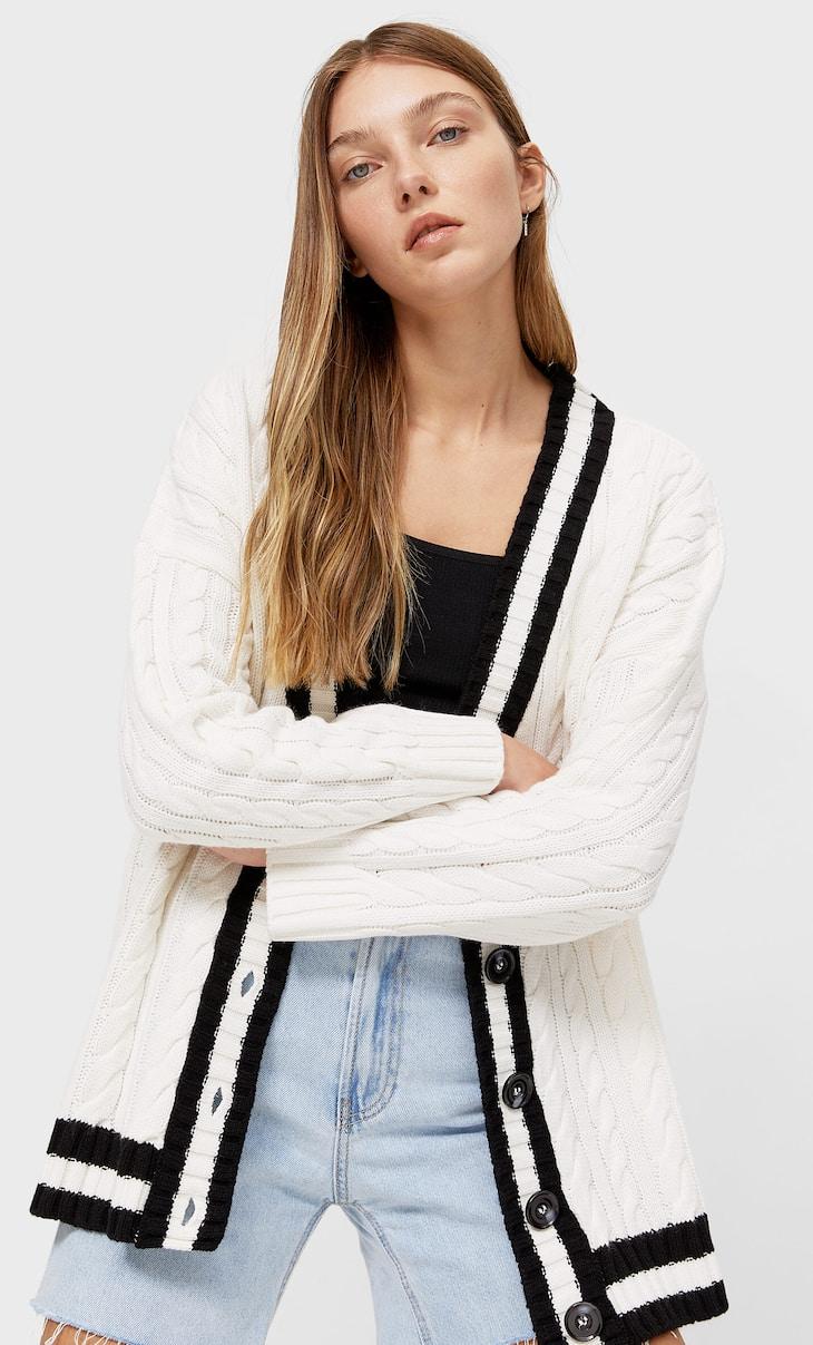 Oversize-College-Cardigan