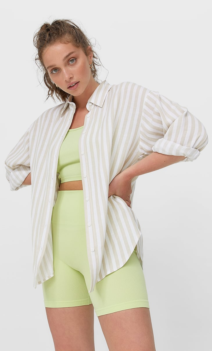 Chemise daily rustique