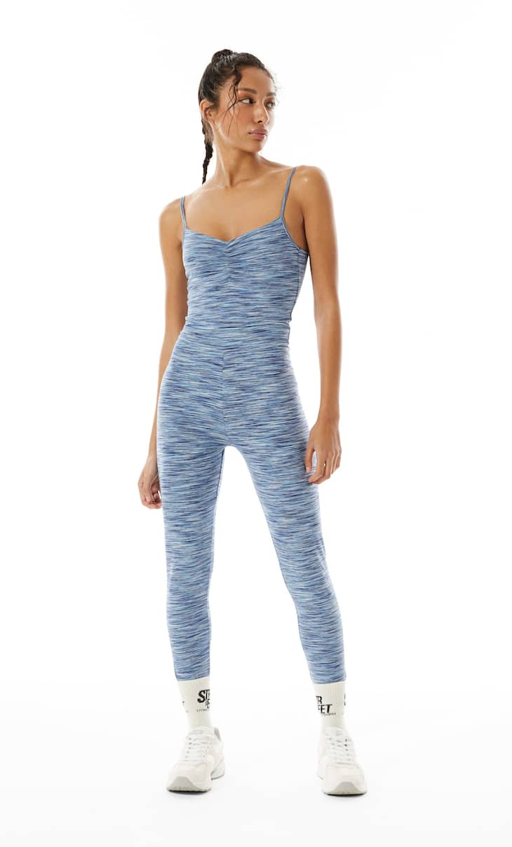Sporty jumpsuit