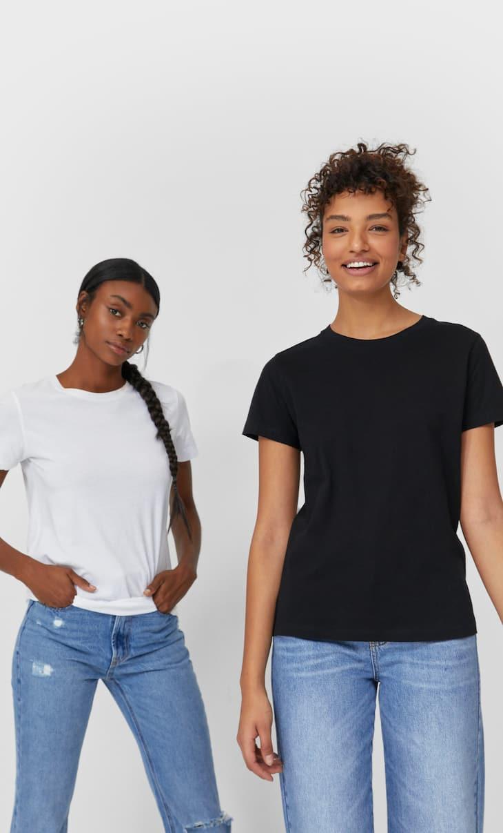 Pack 2 camisetas básicas