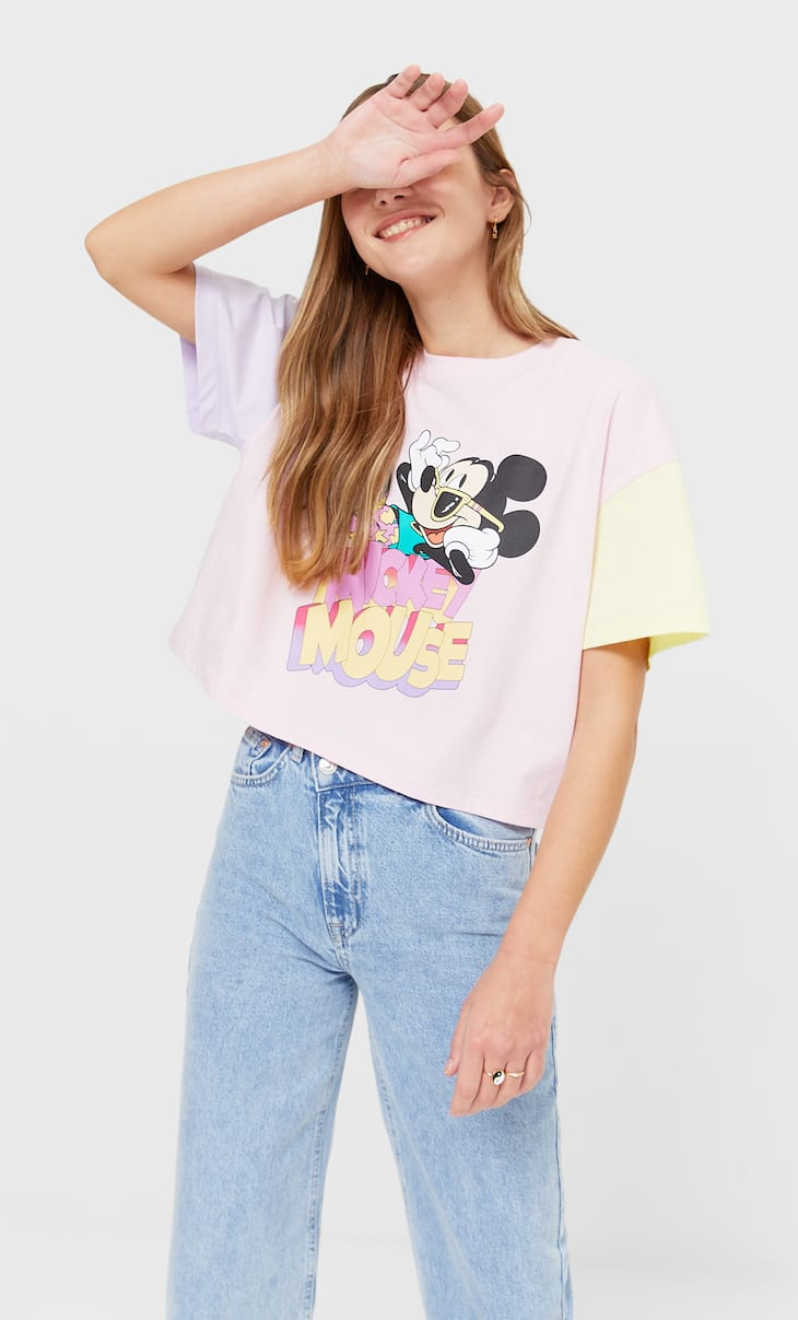 Colourful Disney T-shirt