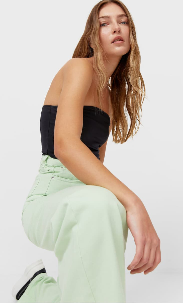 Basic bandeau top