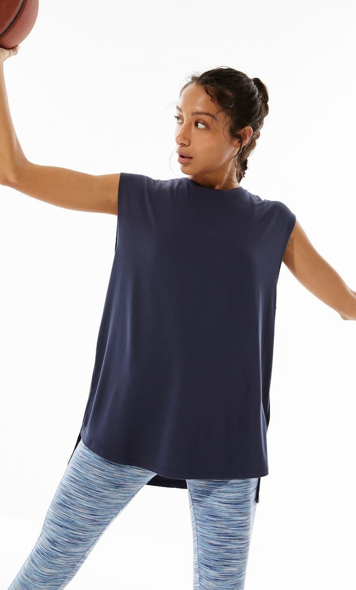 Camiseta cupro