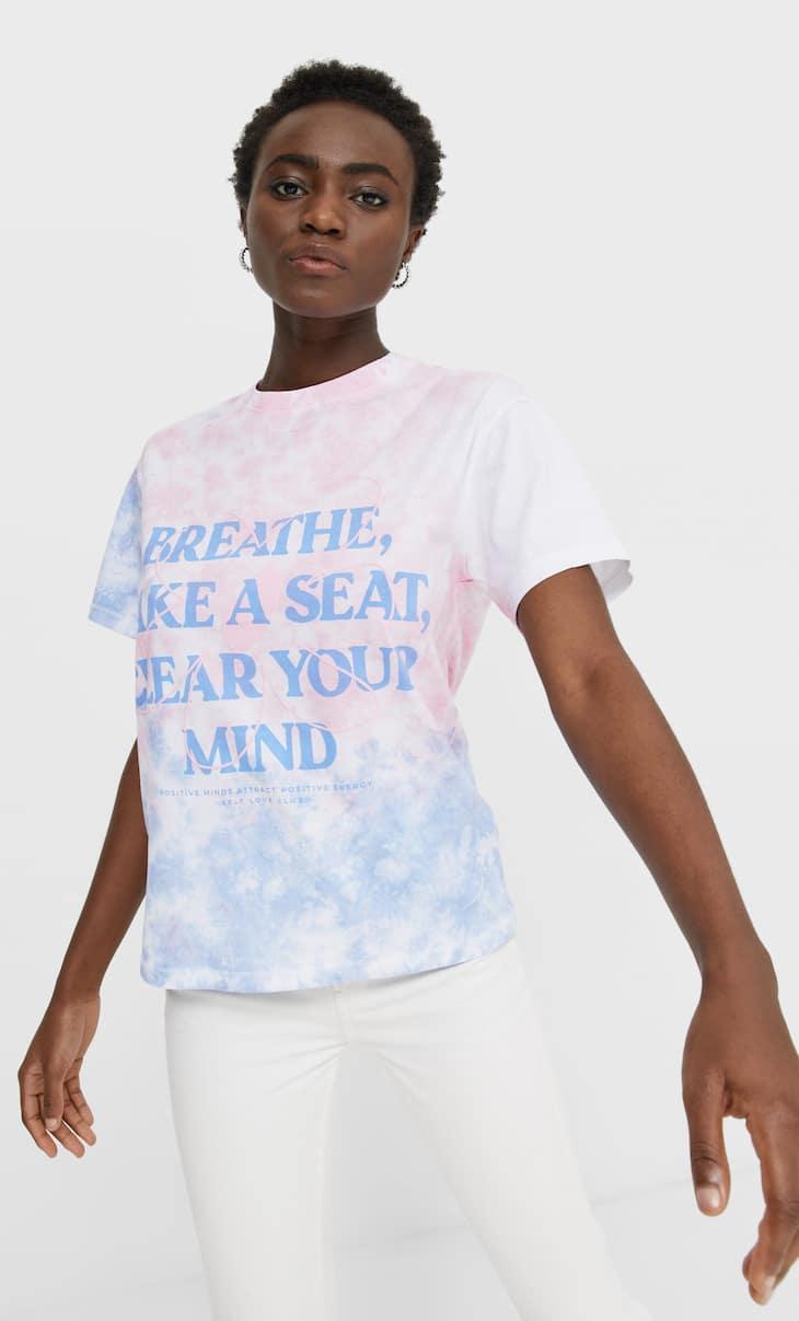 Koszulka tie dye